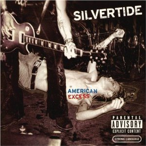 Silvertide - American Excess cover art