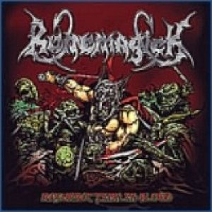 Runemagick - Resurrection in Blood cover art