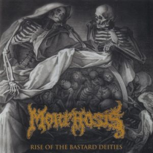 Morphosis - Rise of the Bastard Deities cover art