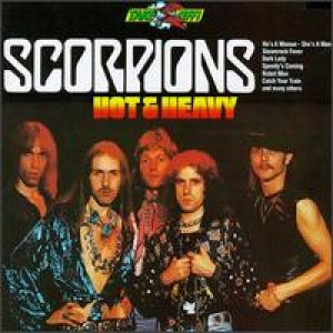 Scorpions - Hot & Heavy cover art