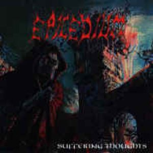 Epicedium - Suffering Thoughts cover art