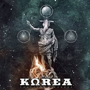 The Korea - Sandman cover art