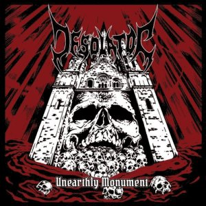 Desolator - Unearthly Monument cover art
