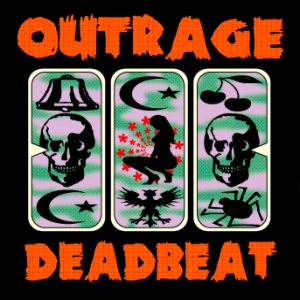 Outrage - Deadbeat cover art