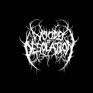 Woods of Desolation - Unreleased Demo 2007 cover art