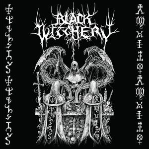 Black Witchery / Revenge - Holocaustic Death March to Humanity's Doom cover art