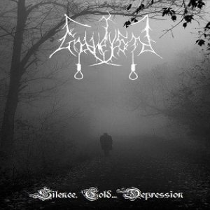 Graveyard - Silence, Cold... Depression cover art