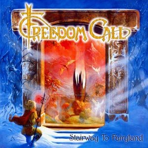 Freedom Call - Stairway to Fairyland cover art