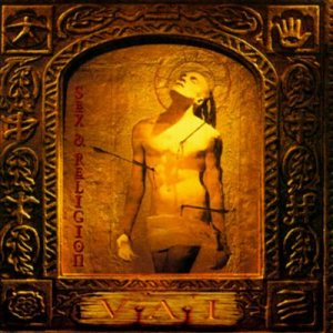 Steve Vai - Sex & Religion cover art