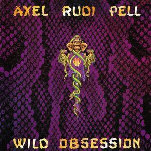 Axel Rudi Pell - Wild Obsession cover art