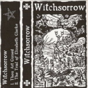 Witchsorrow - Rehearsal Tape June MMVIII cover art