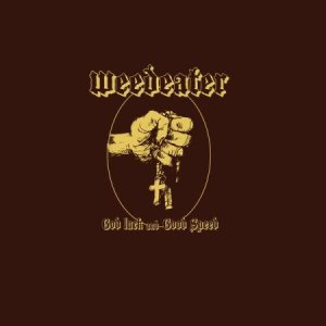 Weedeater - God Luck and Good Speed cover art