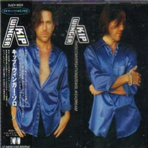 Kip Winger - This Conversation Seems Like a Dream cover art