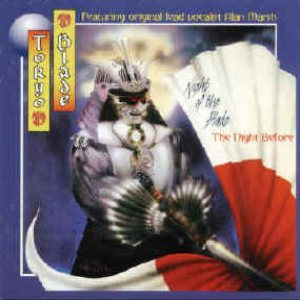 Tokyo Blade - Night of the Blade...The Night Before cover art