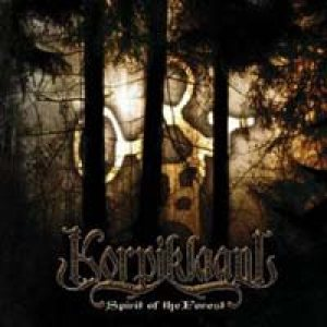 Korpiklaani - Spirit of the Forest cover art