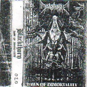 Blackthorn - Dawn of Immortality cover art
