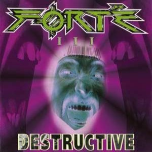 Forté - Destructive cover art
