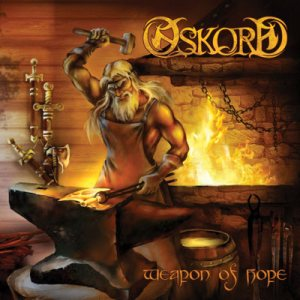 Oskord - Weapon of Hope cover art