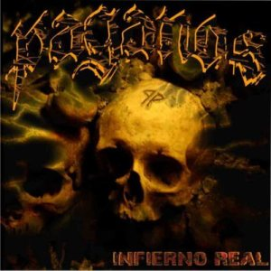 Paganos - Infierno Real cover art