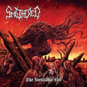 Smothered - The Inevitable End cover art