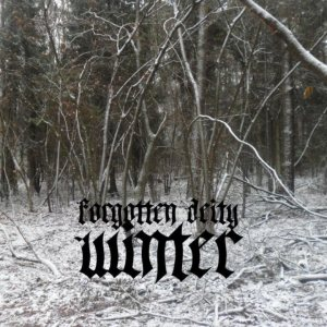 Forgotten Deity - Winter cover art