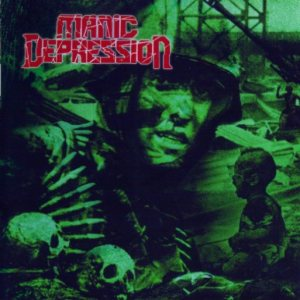 Manic Depression - Who Deals the Pain cover art