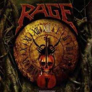 Rage - XIII cover art