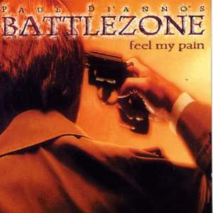 Battlezone - Feel My Pain cover art