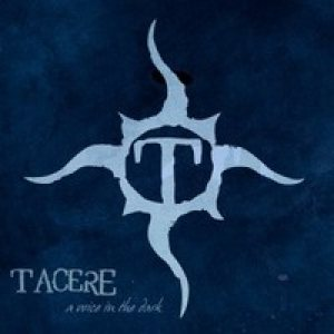 Tacere - A voice in the dark cover art