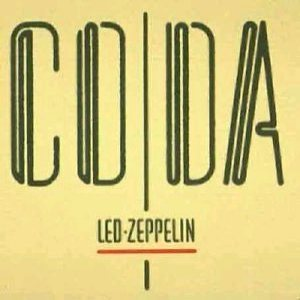 Led Zeppelin - Coda cover art