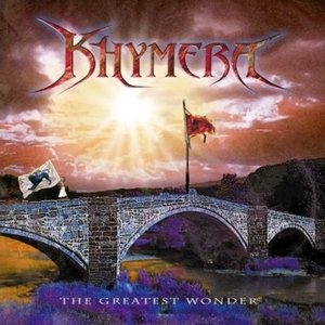 Khymera - The Greatest Wonder cover art