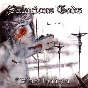 Salacious Gods - Mutilation cover art