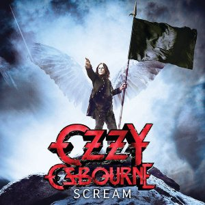 Ozzy Osbourne - Scream cover art