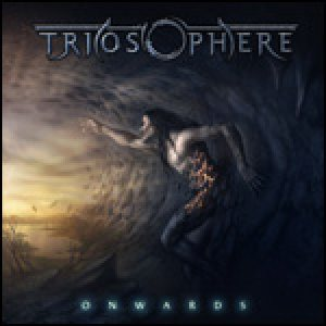 Triosphere - Onwards cover art