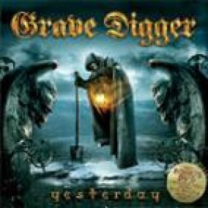 Grave Digger - Yesterday cover art