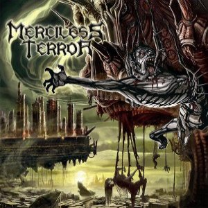 Merciless Terror - Perpetual Devastation cover art