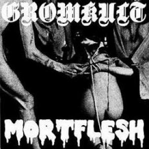 Gromkult - Gromkult / Mortflesh cover art