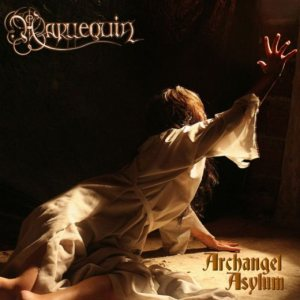 Harllequin - Archangel Asylum cover art