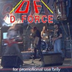 D-Force - Promo 2001 cover art