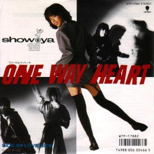 Show-Ya - One Way Heart cover art