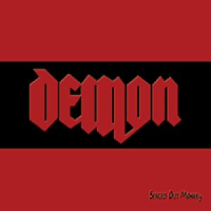 Demon - Spaced Out Monkey cover art