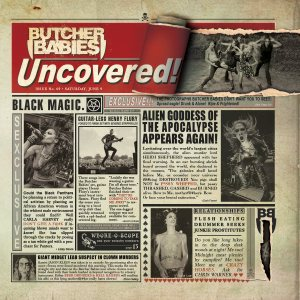 Butcher Babies - Uncovered cover art