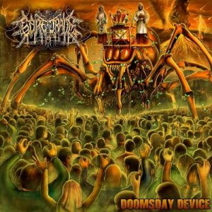 Goretrade - Doomsday Device cover art