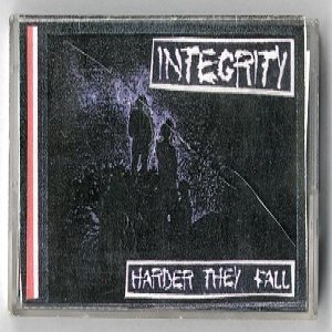 Integrity - Harder They Fall cover art