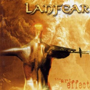Lanfear - The Art Effect cover art