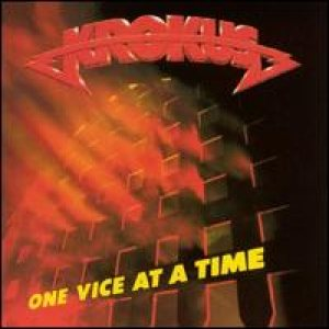 Krokus - One Vice At a Time cover art