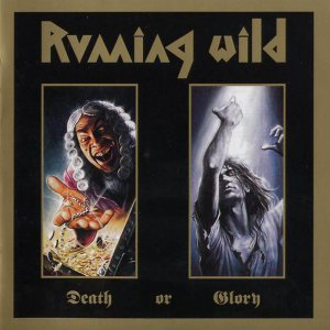 Running Wild - Death or Glory cover art