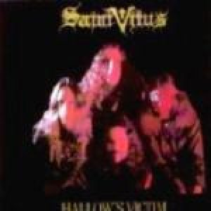 Saint Vitus - Hallow's Victim cover art