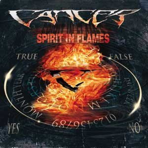 Cancer - Spirit in Flames cover art