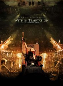 Within Temptation - Black Symphony cover art